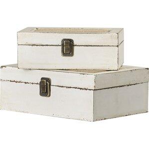 2-Piece Kira Trinket Box Set