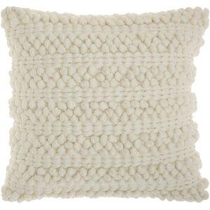 Simone Woven Stripe Throw Pillow