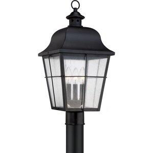 Cyrus 3-Light Outdoor Post Lantern