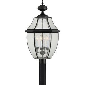 Sylvester 4-Light Post Light