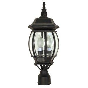 Maribelle 3-Light Outdoor Lantern Head