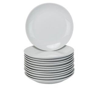 "Crippen 7.5"" Salad Plate (Set of 12)"