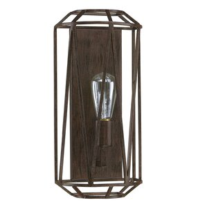 Amy 1-Light Wall Sconce