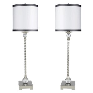 "Jamel 31"" Table Lamp (Set of 2)"