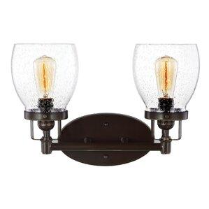 Shayla 2-Light Vanity Light