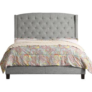 Natasha Upholstered Panel Bed