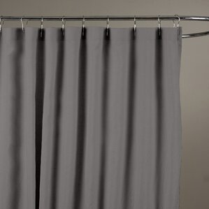 Carolyn Linen Shower Curtain