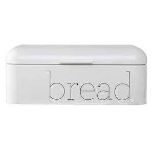 Audriana Metal Bread Box