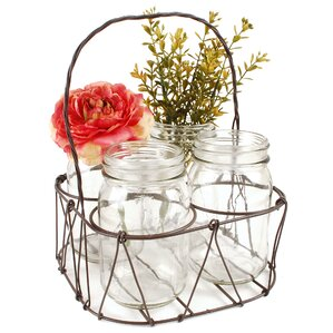 Craig 5-Piece Table Vase Set
