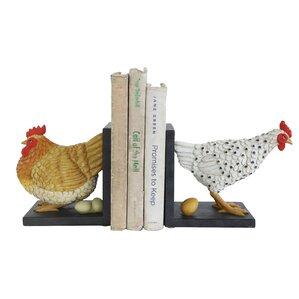 Farmhouse Bookends (Set of 2)