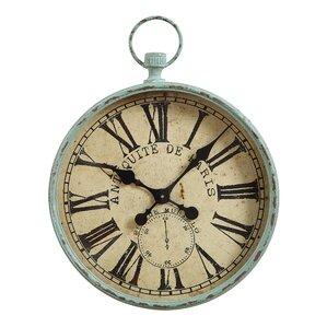 Gordon Round Oversized Wall Clock