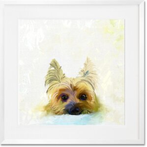 'Best Friend - Yorkie' Print