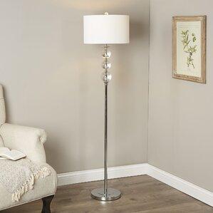 Jane Crystal Floor Lamp