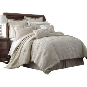 8-Piece Sara Comforter Set