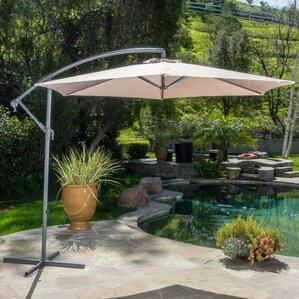 Nielsen Outdoor Cantilever Umbrella