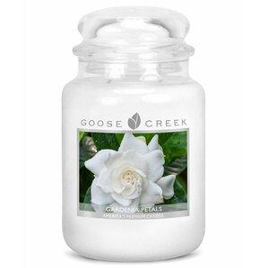 Essential Series Gardenia Petals Scent Jar Candle