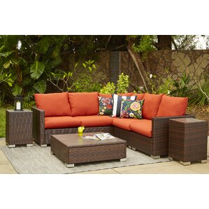 Ellie Sectional with Cushions