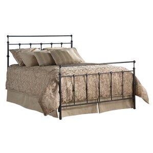 Argyle Panel Bed
