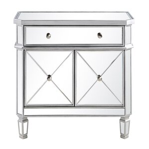 Jolene Mirrored Cabinet