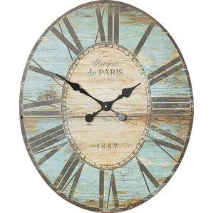 Denise Round Oversized Wall Clock