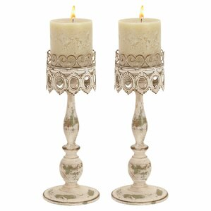 Clemence Candleholders (Set of 2)