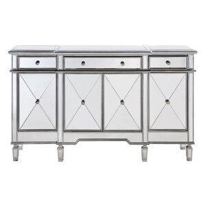 Jolene Mirrored Sideboard