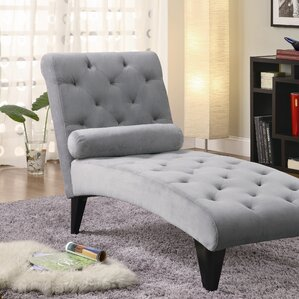 Whitney Tufted Chaise