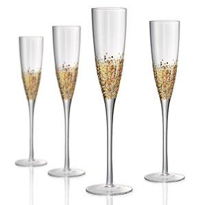 Ambrosia Champagne Flute (Set of 4)