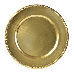 Shelia Charger Plate