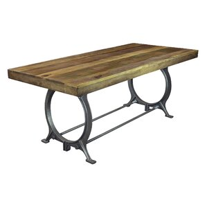Dennis Reclaimed Wood Dining Table