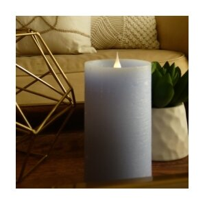Wax 3D Flameless Candle