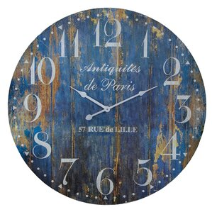 Marco Round Oversized Wall Clock