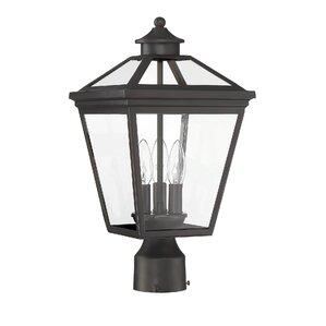 Colchester 3-Light Outdoor Post Lantern