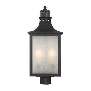 Kingston 3-Light Outdoor Post Lantern