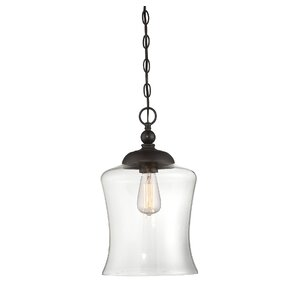 Tilsbury 1-Light Mini Pendant