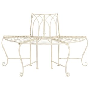 Hounsfield Wrought Iron Tree Bench