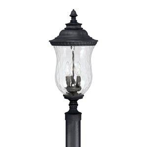 Ezra 3-Light Outdoor Post Light