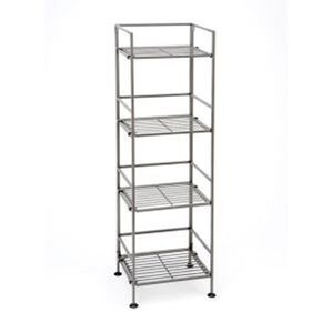 Beverly 4-Tier Shelving Tower