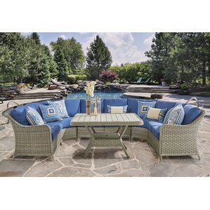 Marlena Patio Sectional