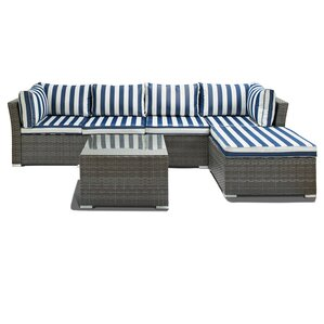 Bronson Sectional with Cushions
