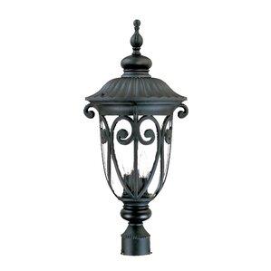 Nero 3-Light Outdoor Post Light