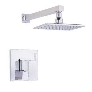 Wymondham Shower Faucet Trim with Lever Handle