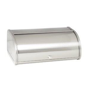Chanson Stainless Steel Bread Box