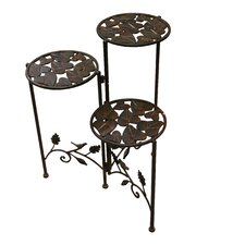 3-Tier Plant Stand by Woodland Imports