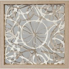 Abstract Layered Art Shadow Box Wall Décor