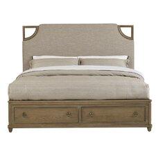 Virage Upholstered Storage Platform Bed by Stanley Furniture