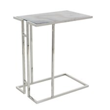 Metal/Glass End Table by Cole & Grey