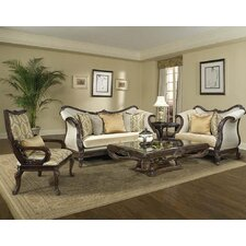 Riminni Coffee Table Set by Benetti's Italia