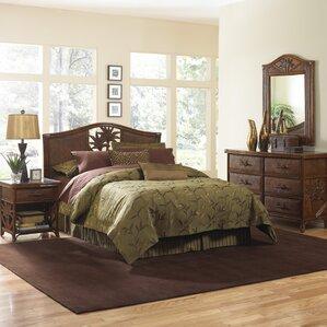 Wicker & Rattan Bedroom Sets You\'ll Love   Wayfair
