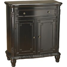 1 Drawer 2 Door Accent Cabinet by AA Importing